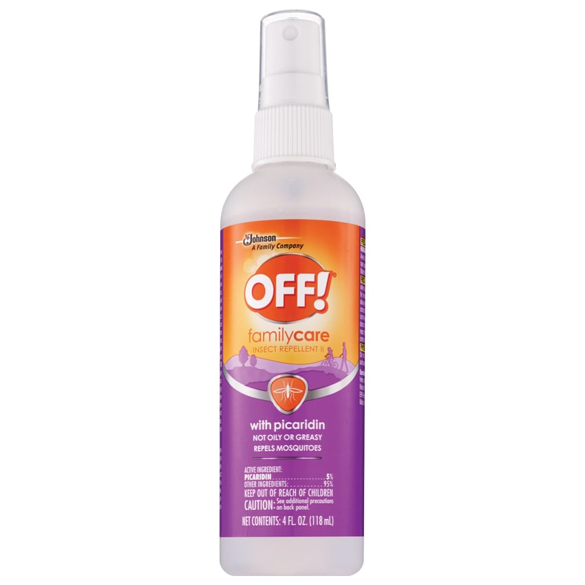 OFF! FamilyCare Insect Repellent II