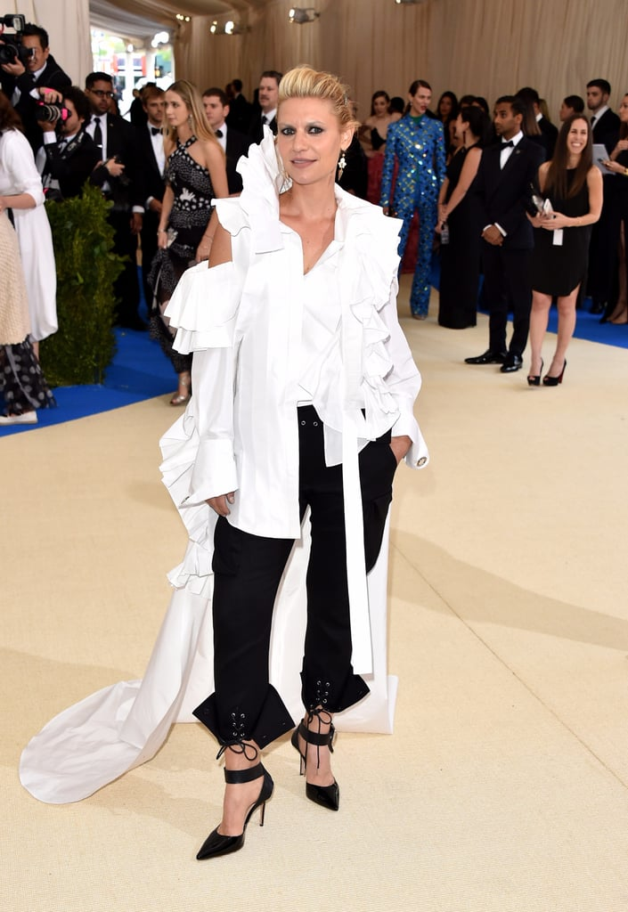 Claire Danes Wears Monse Met Gala 2017