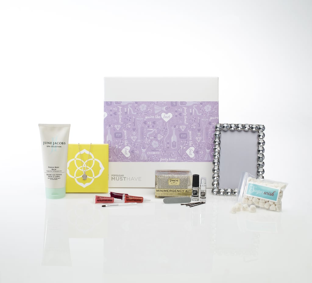 POPSUGAR Must Have Bridesmaid Box