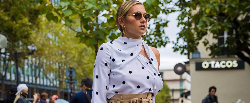 How to Wear Polka Dots Fall 2017