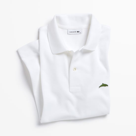 Lacoste Changes Crocodile Logo