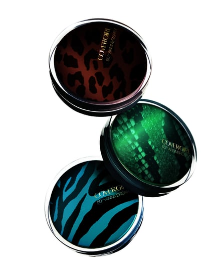 Limited-Edition Cover Girl Compacts Raise Money For Children