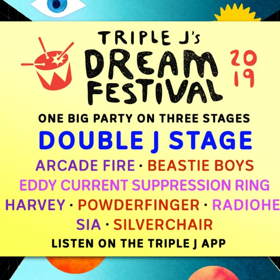 Triple J Dream Festival Set Times