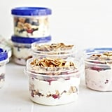 DIY Yogurt Parfaits