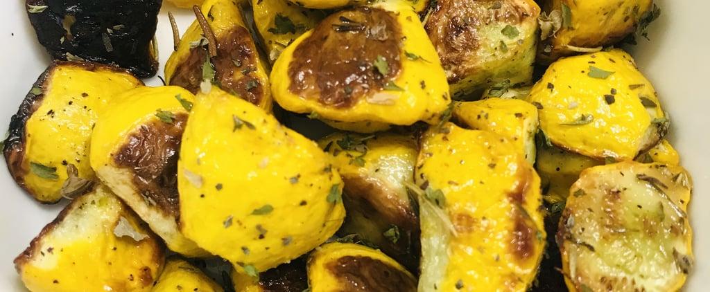 Pattypan Squash Recipe