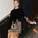 Rosie Huntington-Whiteley at the Gucci Met Gala Afterparty