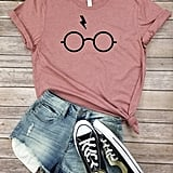 Harry Potter Wizard Inspired Women's Tee