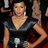 Janelle Monae, Met Gala 2012 Schiaparelli And Prada: Impossible Conversations