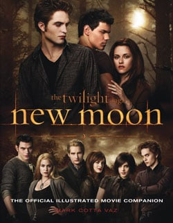 Extensive Gift Suggestions Ideas For Twilight Fan Presents, New Moon Books and CDs, Twilight Jewellery, Edward and Jacob T-Shirt
