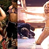 Britney and Xtina: The Inspiration
