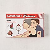 Emergency Disguise Tattoo Set