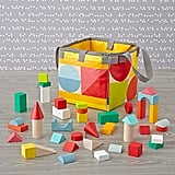 Janod Kubix 40-Piece Block Set