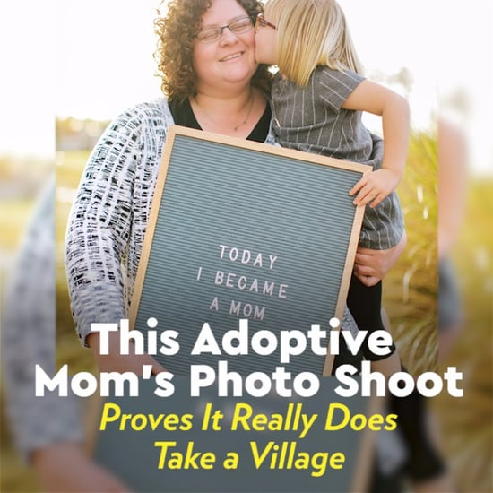 Mom's Adoption Photo Shoot | Video
