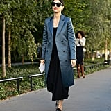 Style It With a Long Blazer