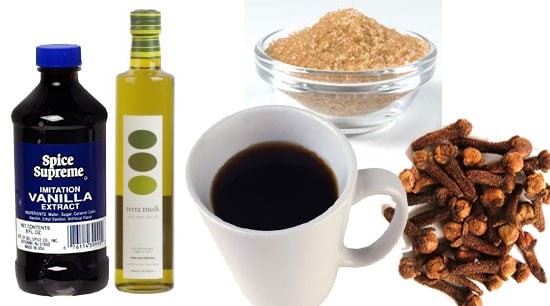 DIY Spa Treatment: Coffee Clove Body Scrub