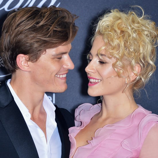 Pictures of Pixie Lott and Oliver Cheshire Together
