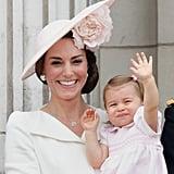 Princess Charlotte, 2016
