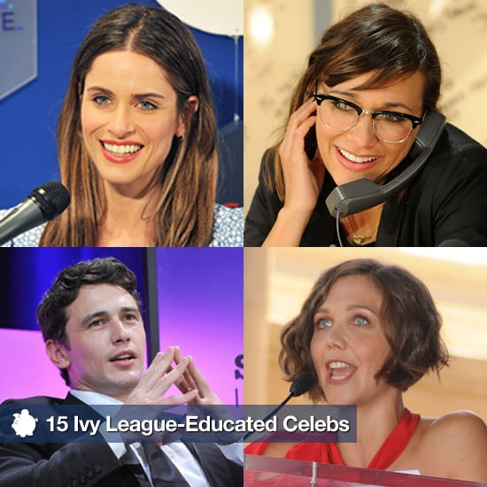 Sugar Shout Out: 15 Stars Who Are Ivy-League Educated
