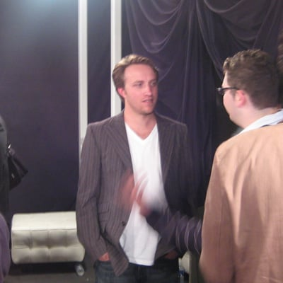 YouTube Co-Founder and CEO Chad Hurley