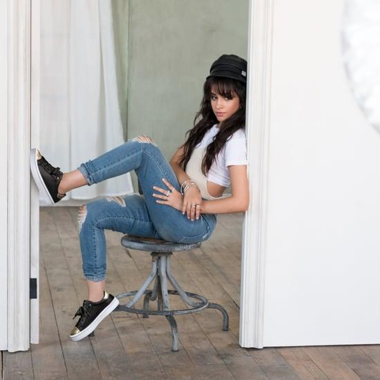 Camila Cabello Skechers Campaign 2017