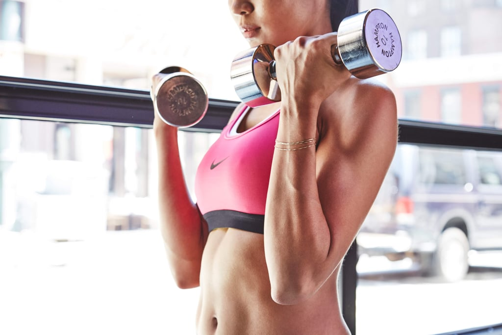 A Trainer's Favourite Dumbbell Exercises