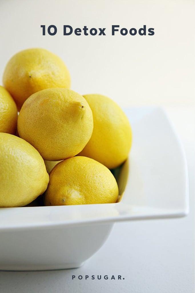10 Detox Foods