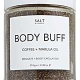 Salt by Hendrix Coffee and Marula Oil Body Buff