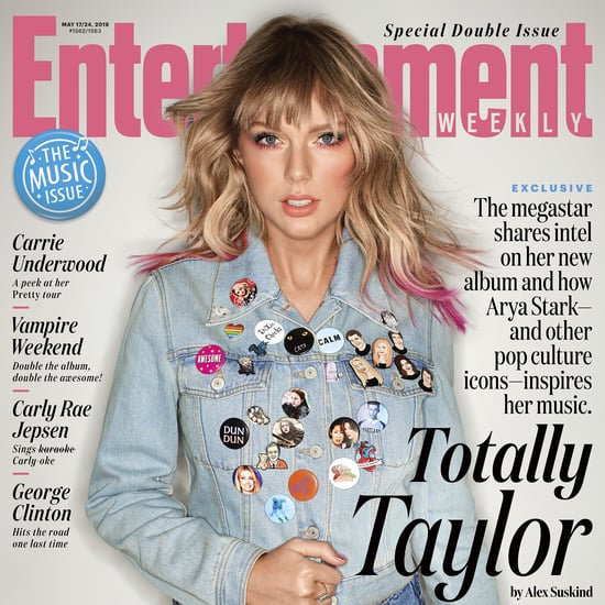 Taylor Swift Entertainment Weekly Cover May 2019