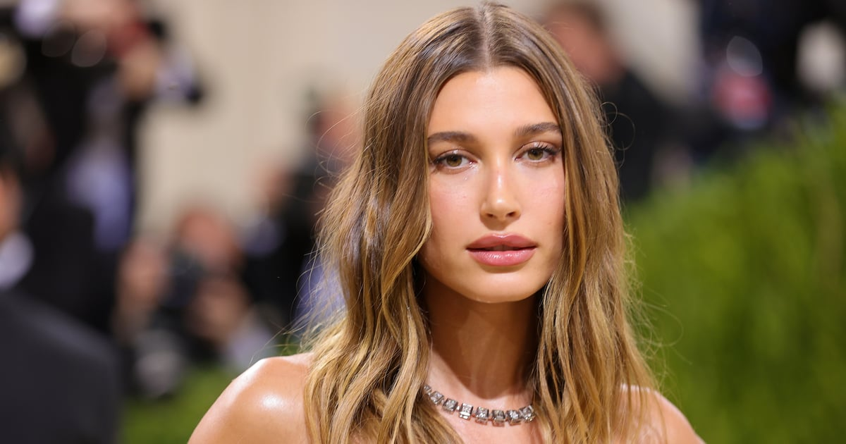 Hailey Bieber Is a Brunette Again, and We Never Thought We'd See the Day.jpg