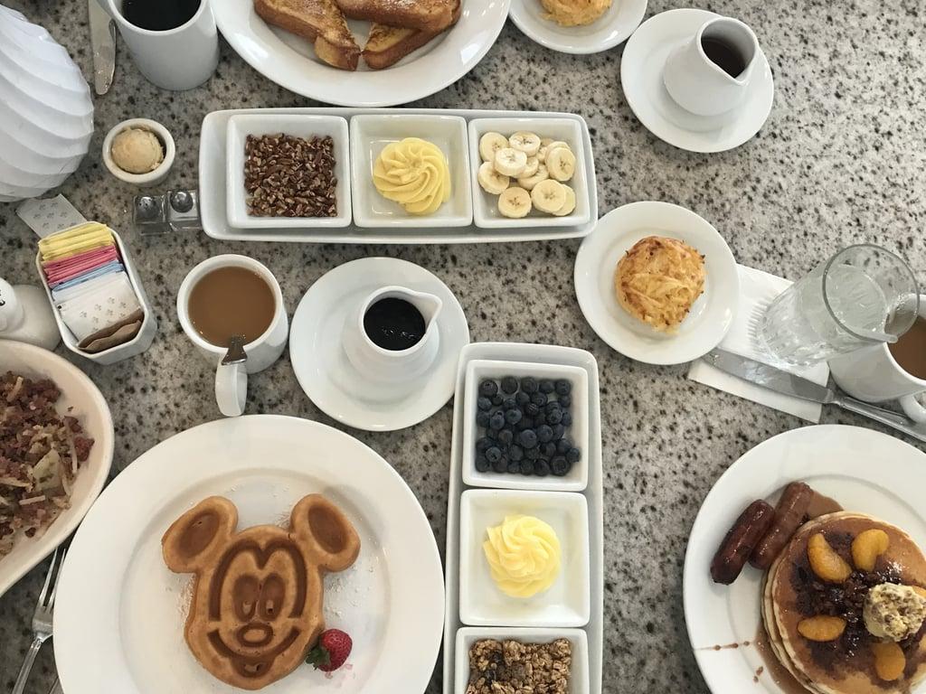 Always Make a Breakfast Reservation