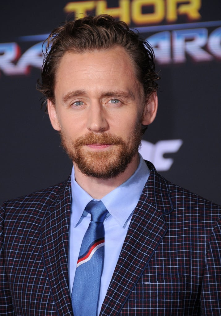 Tom Hiddleston at Thor: Ragnarok Premiere