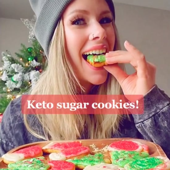 Keto Sugar Cookie Recipe on TikTok