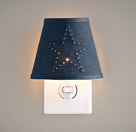 Restoration Hardware Twinkle Star Nightlight ($19)