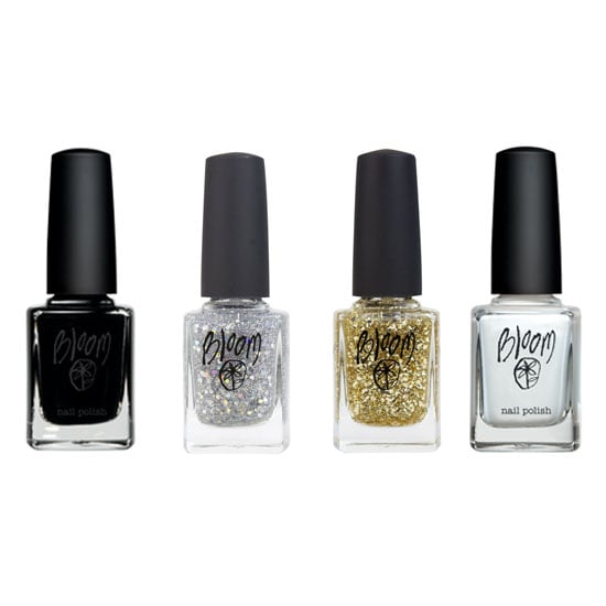 Bloom Nail Polish – Sparkle & Crackle Top Coat, $19.95 each