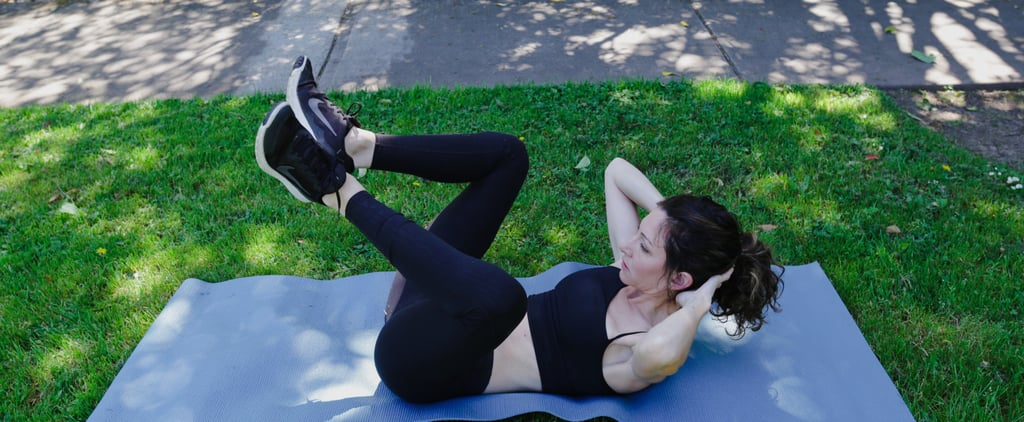 Here's a 5-Move, 5-Minute Total-Body Strength and Core Workout