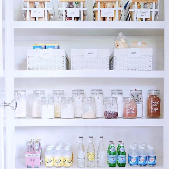 Gwyneth Paltrow's Hamptons Home Organisation