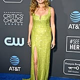 Connie Britton at the 2019 Critics' Choice Awards