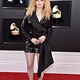 Natasha Lyonne at the 2019 Grammy Awards