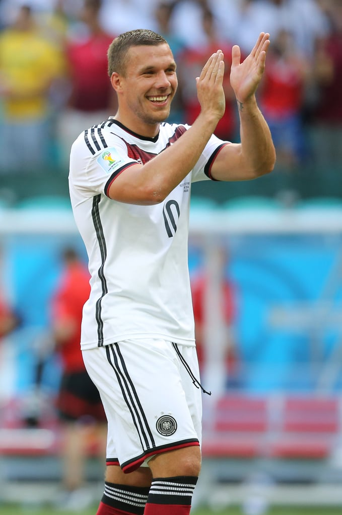 Germany: Lukas Podolski