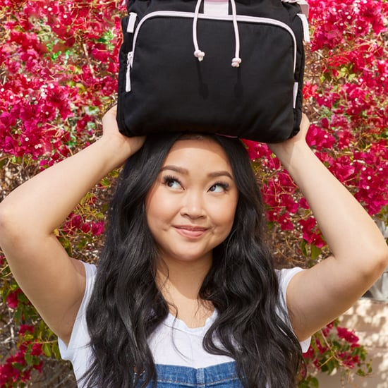 Lana Condor's Vera Bradley Utility Backpacks Are Beyond Cute