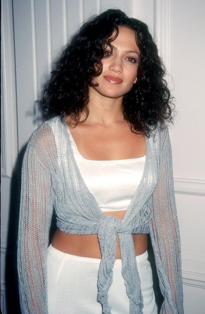 Jennifer Lopez Best Beauty Looks Through The Years - 1996