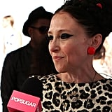 "Alice + Olivia's Stacey Bendet on the ""Rules"" of Wearing Leopard Print"