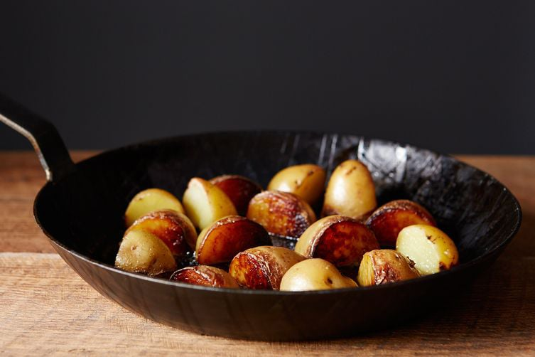 Pan-Roasted Potatoes