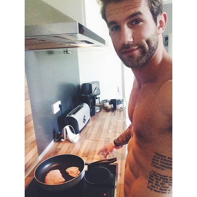 André Hamann andre hamann shirtless pictures popsugar photo 19