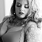 Body-Positivity Boudoir Shoot