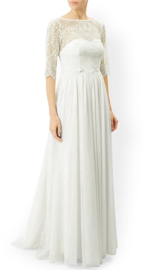 Monsoon Aspen Bridal Dress ($525)