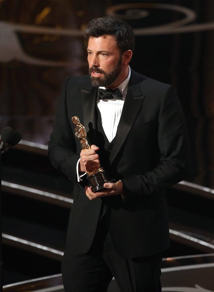 Ben Affleck Parties With Jennifer Garner Post Best Picture Win
