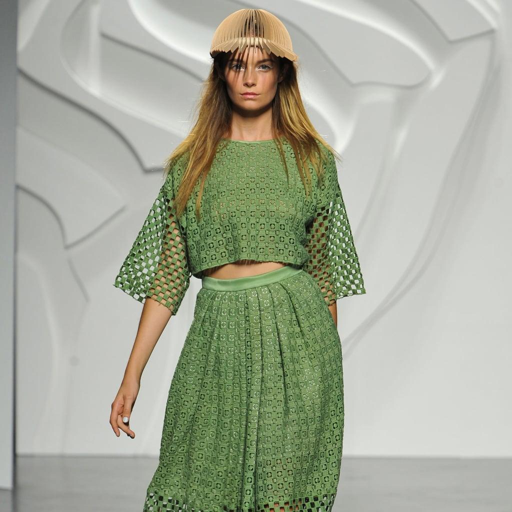 2014 Spring New York Fashion Week Runway Tibi | Pictures