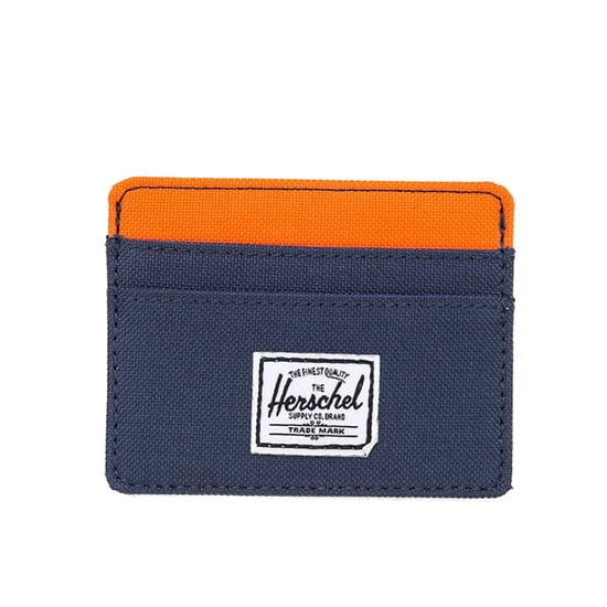 Bulky wallets will soon be a thing of the past thanks to this Herschel card case ($20).