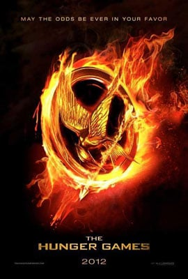 The Hunger Games Movie Poster ($4)